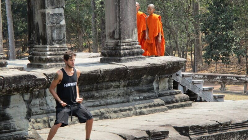 Qi Gong and Kung Fu in Thailand