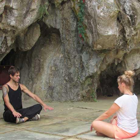 Meditation and internal arts practice