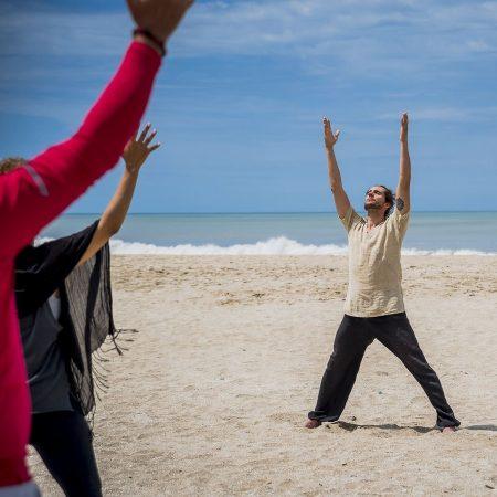Qigong Foundations course in Nosara Costa Rica