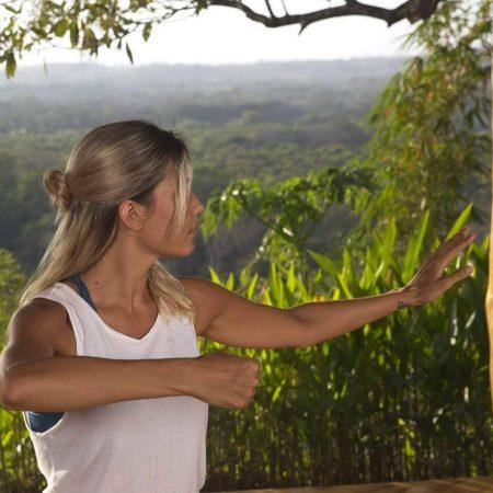 Medical qigong 7 harmonys in Nosara Costa Rica
